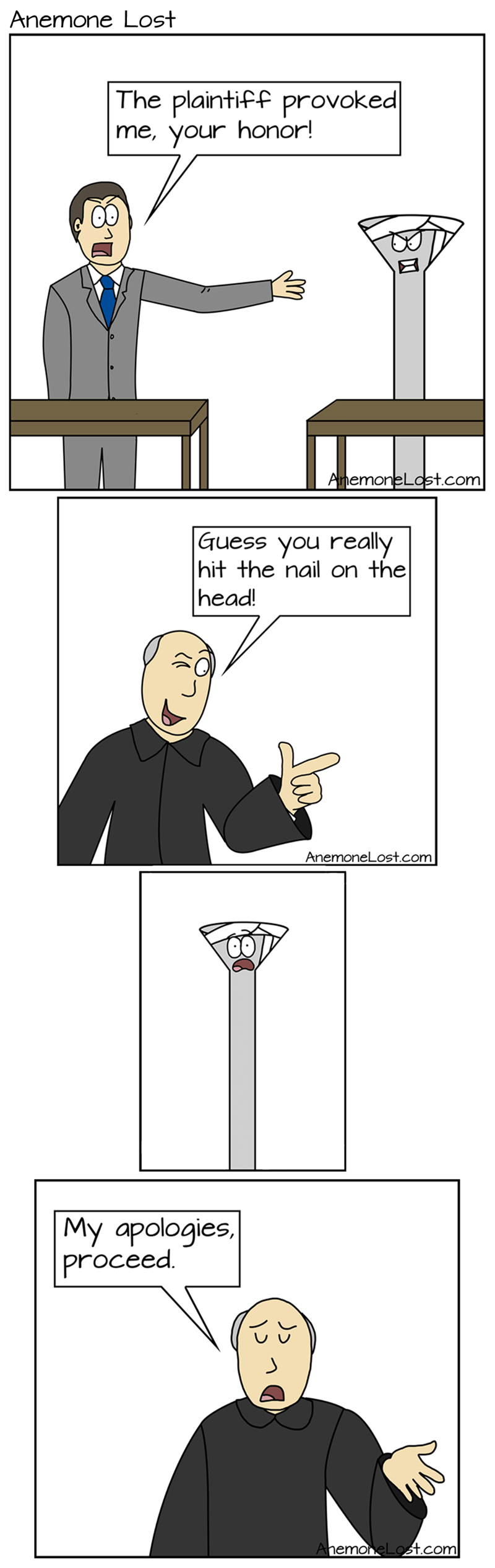 puns,nails,web comics