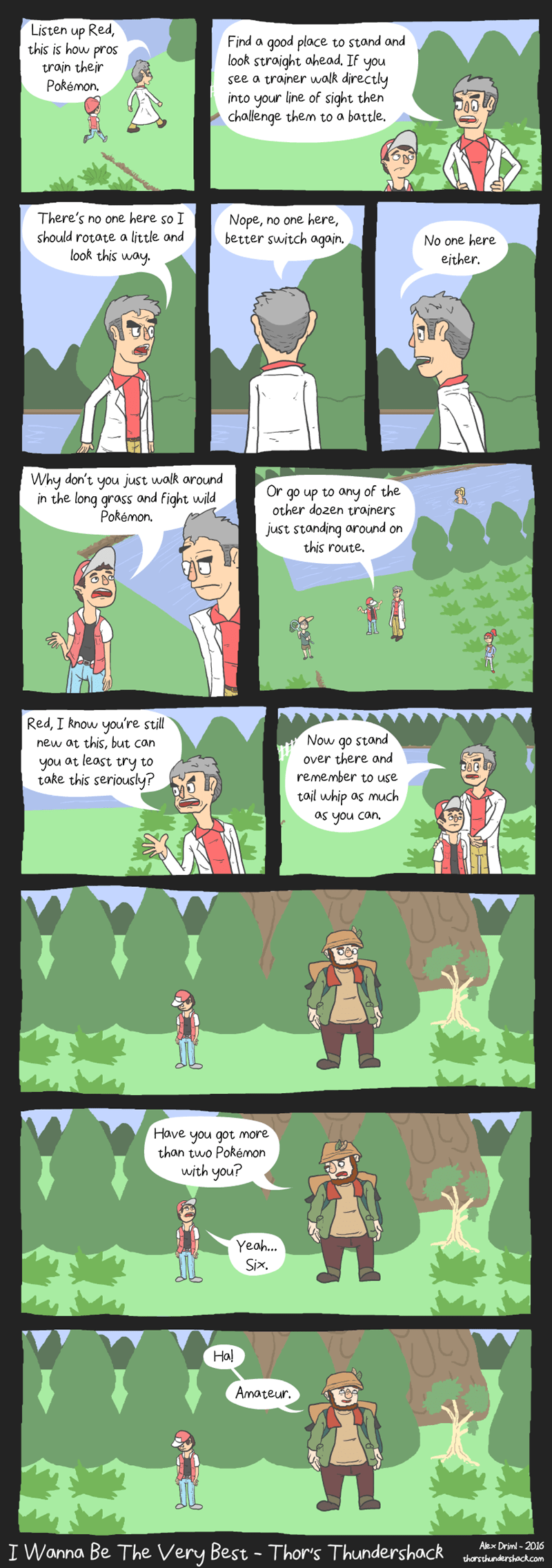 logic Pokémon web comics - 8760089856