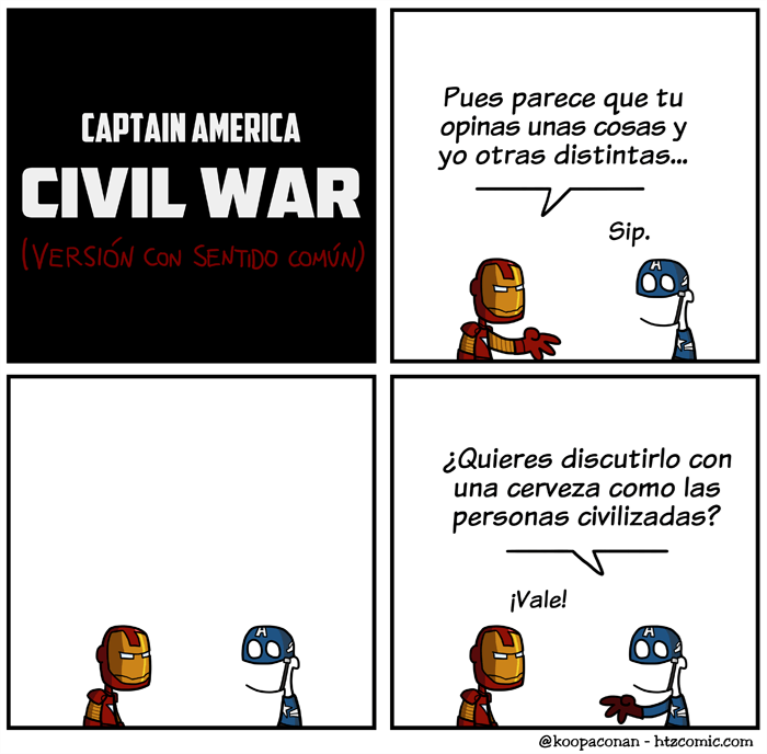 civil war civilizada