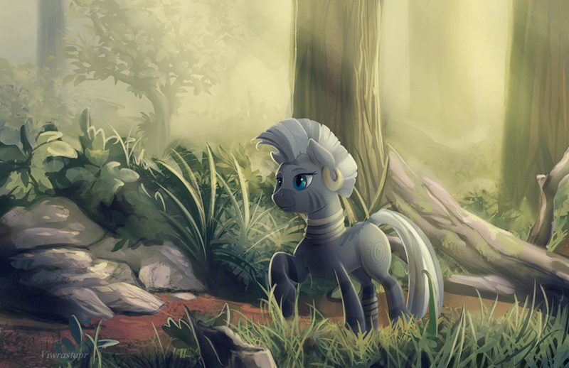 zecora everfree forest - 8760221696