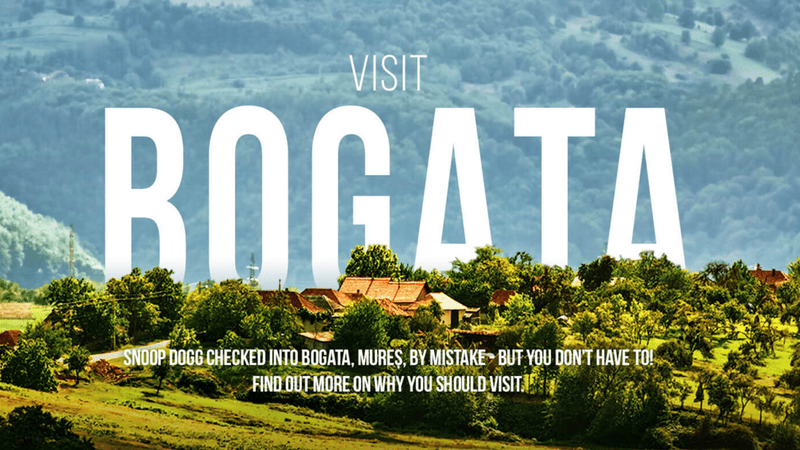 internet social media Snoop Dogg Accidentally Checked in to the Romanian City of Bogata, They Got Som Eunexpected Attention