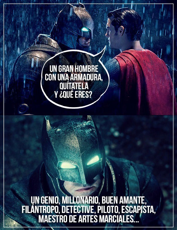 batman sin mascara