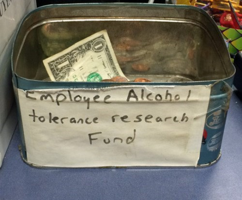 honest tip jar