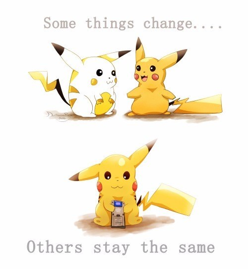 pokemon memes pikachu changed but the game hasnt