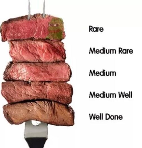 steak pepe pepe the frog - 8760603392