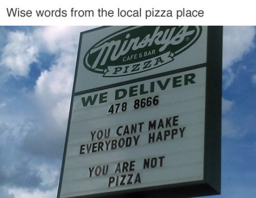 sign,pizza,IRL