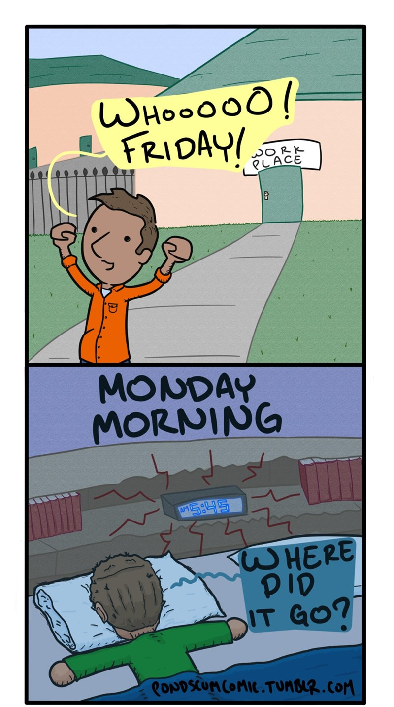 web comics work hangover What Happened?