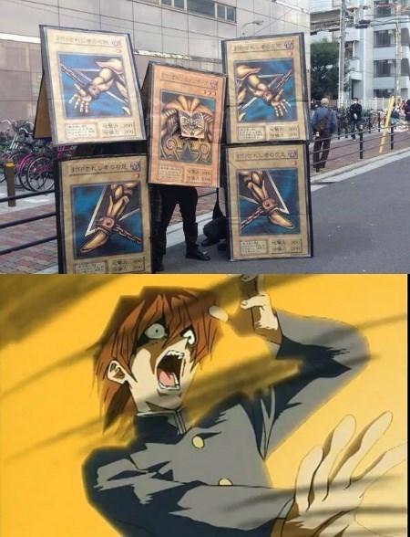 anime Yu Gi Oh exodia - 8760703744