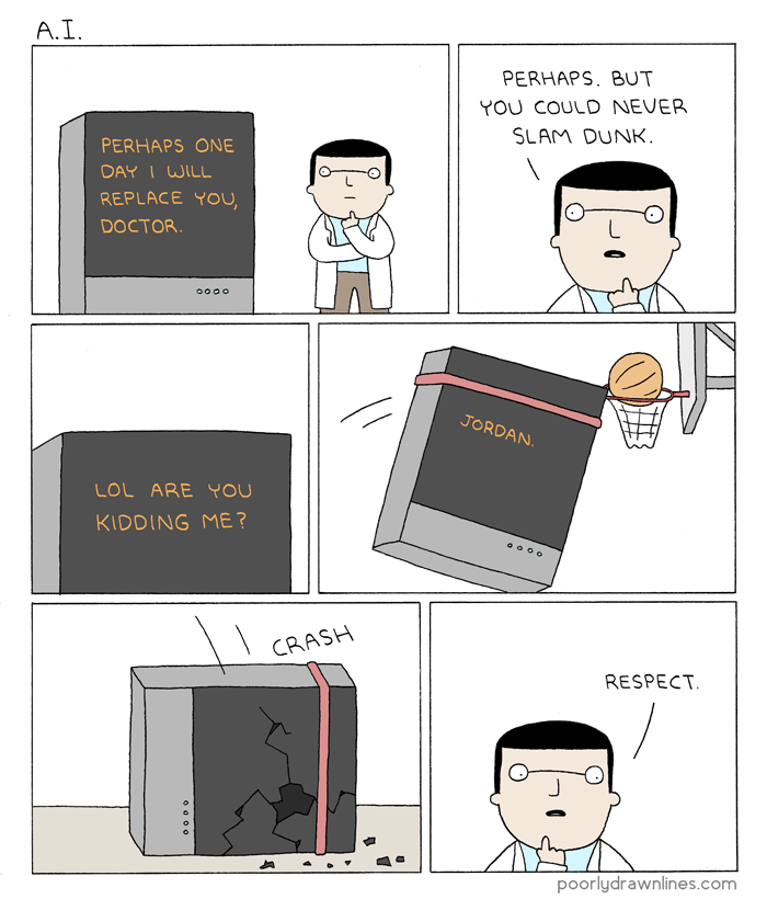 basketball artificial intelligence web comics - 8760801280