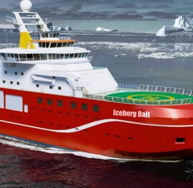 IRL names iceberg boats - 8760843520
