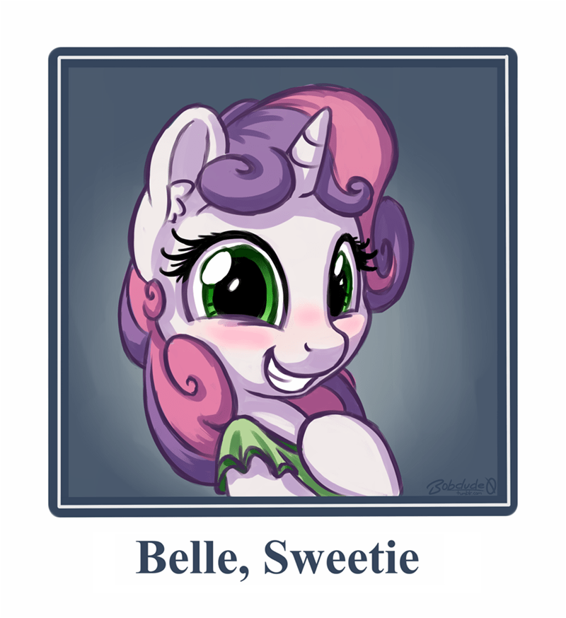 ridiculously photogenic horse school photo Sweetie Belle - 8760896512
