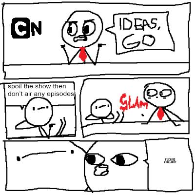 cartoon network spoilers