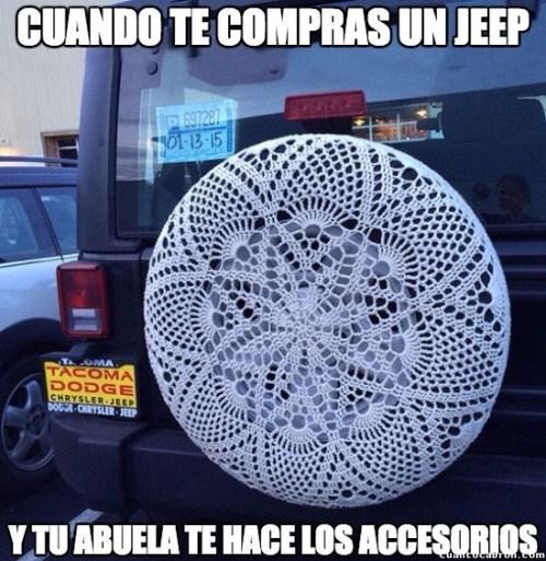 te compras un jeep