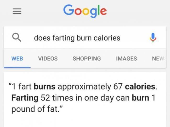 farts,google