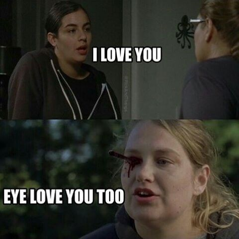 eye love you too