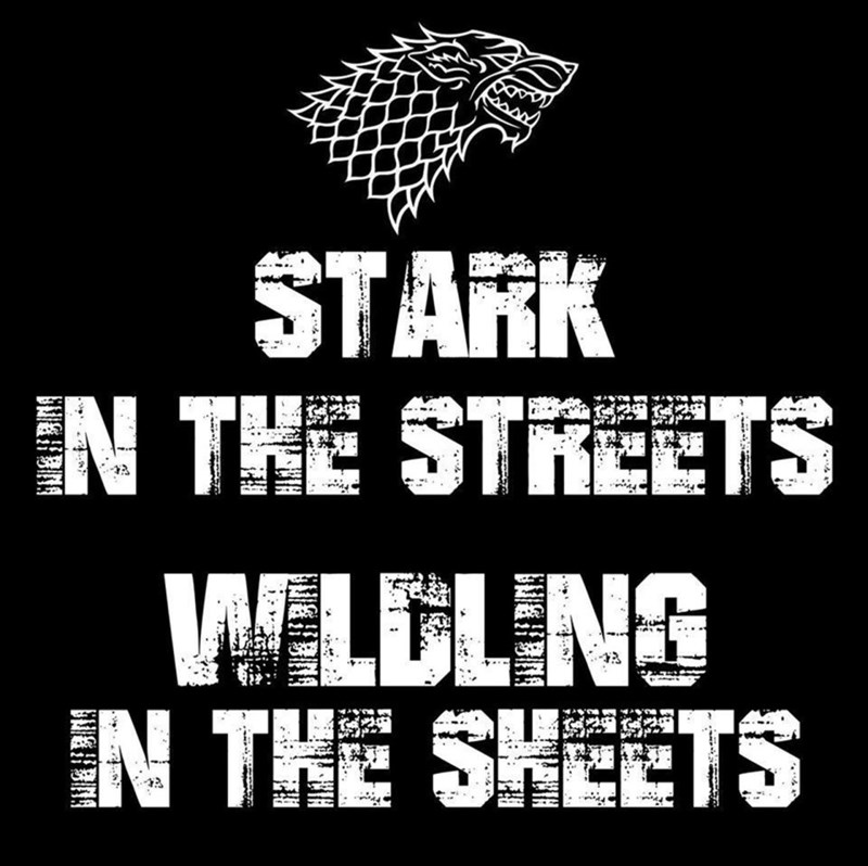 stark in the sheets