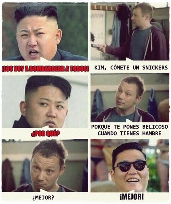 problema norcoreano