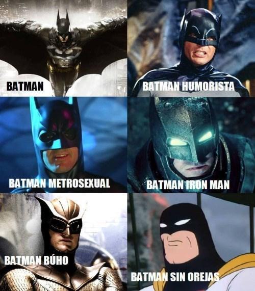 batman en sabores