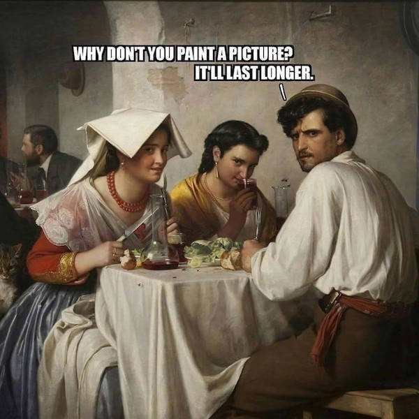 historical memes painting - 8761623552