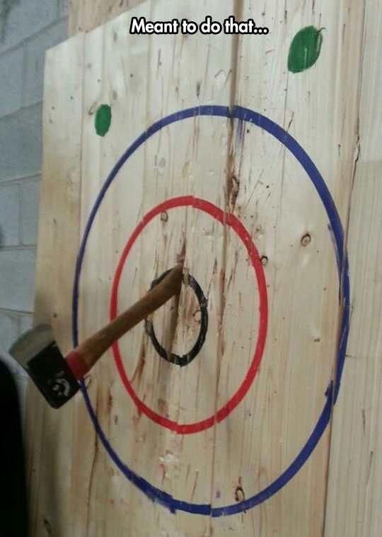 bullseye IRL - 8761623808