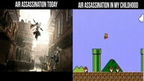 super mario,assassins creed,video games,mario