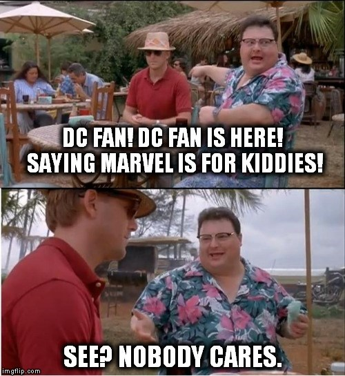 marvel DC movies Memes - 8761670912