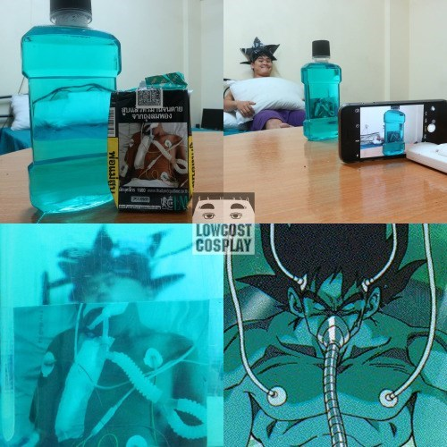 anime memes lowcost dbz cosplay