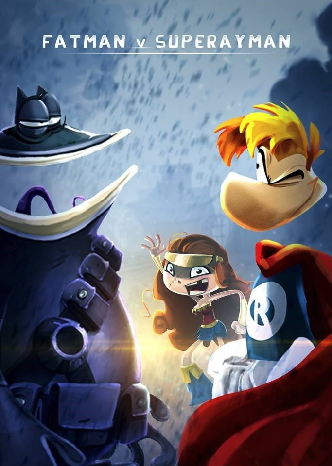 rayman-parody-batman-vs-superman-poster