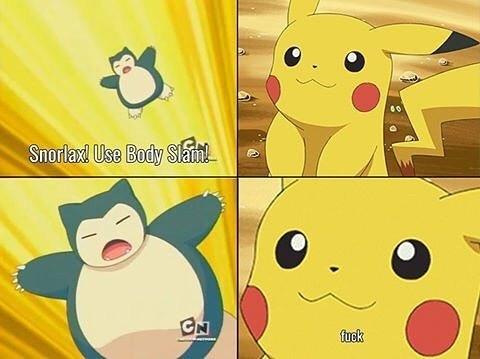 pokemon-meme-pikachu-snorlax-bear-hug