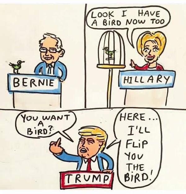 donald-trump-bernie-sanders-hillary-clinton-web-comics