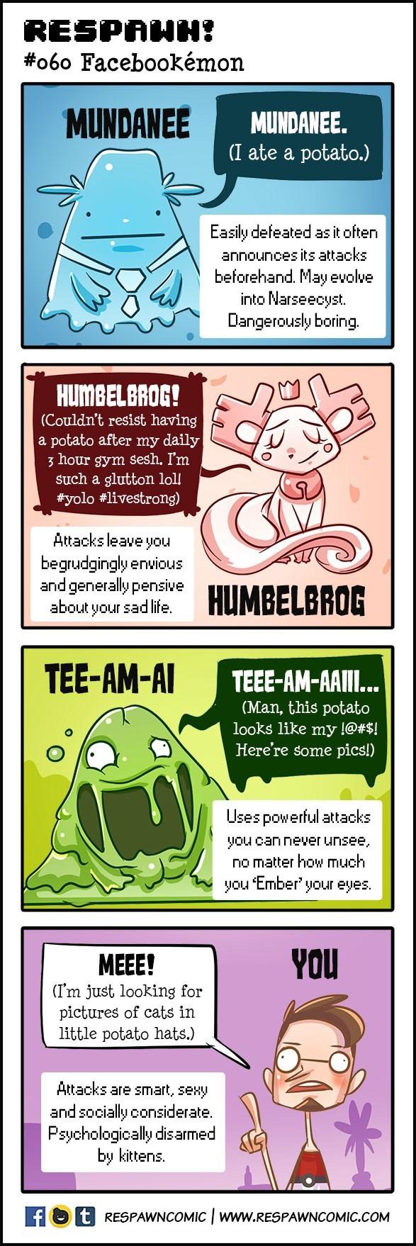 accurate Pokémon web comics - 8762114560