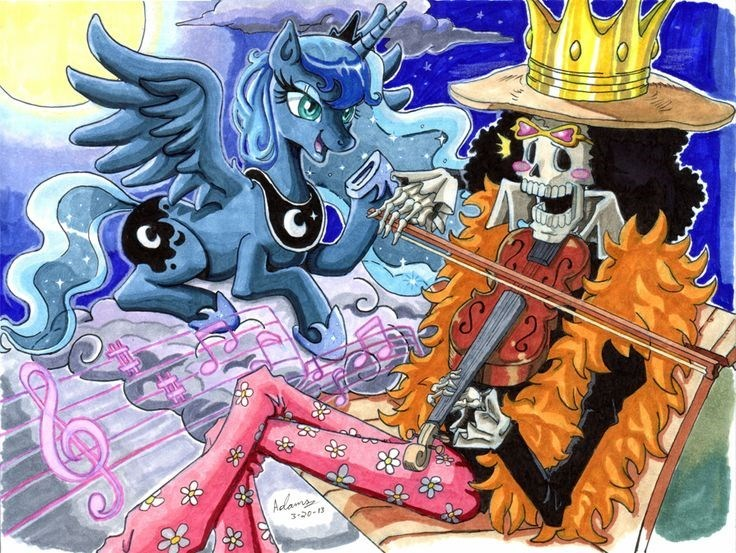 princess luna one piece - 8762136064