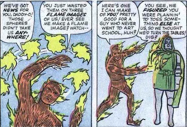 art doom comics Fantastic Four - 8762197504