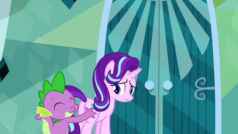 spike that looks naughty the crystalling - 8762260480