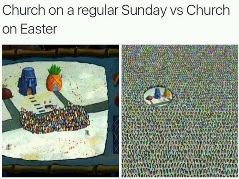 Easter Church