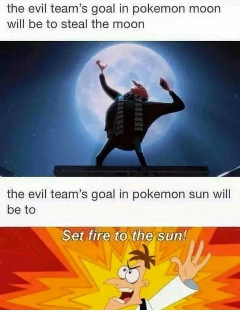 pokemon sun and moon - 8762614784