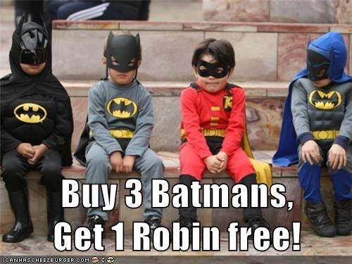kids,robin,batman
