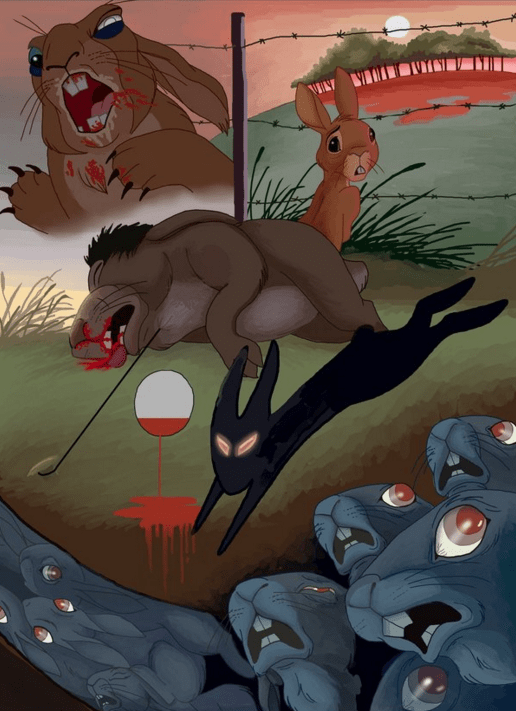 tv scary kids books Someone Thought It'd Be a Good Idea to Broadcast 'Watership Down' on Easter