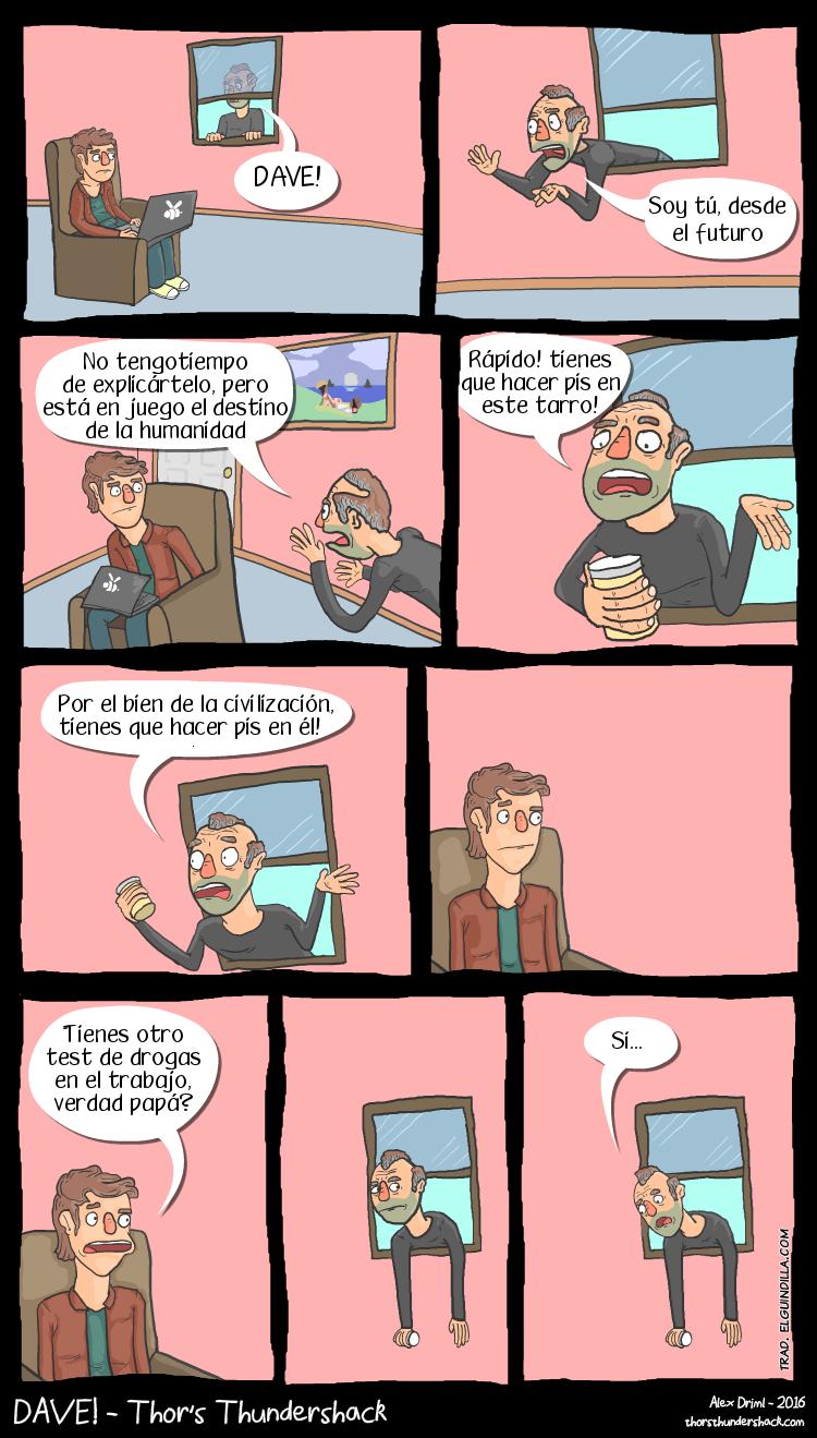 prueba de orina