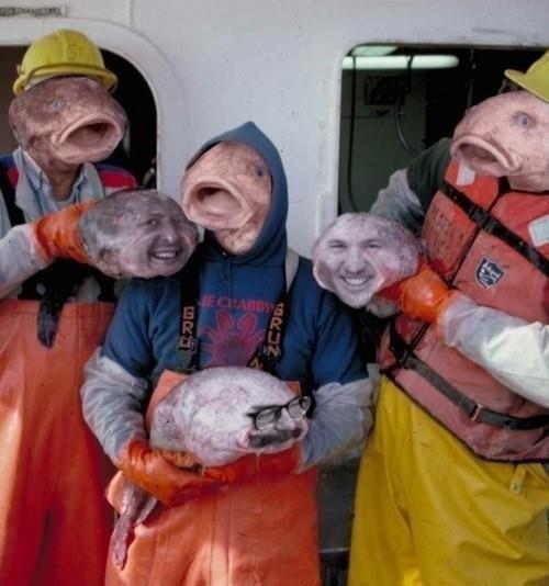 Fish - CHABBY RUN tOR