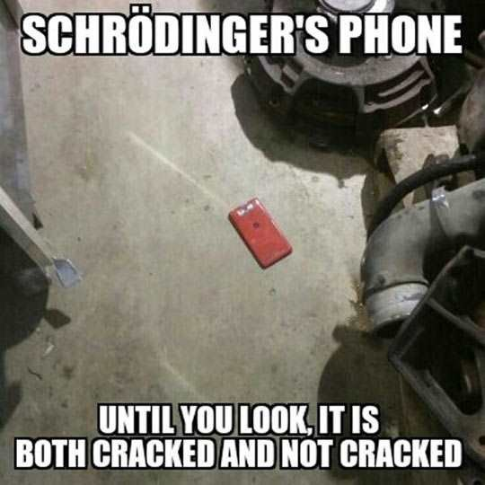 phones,schrodinger