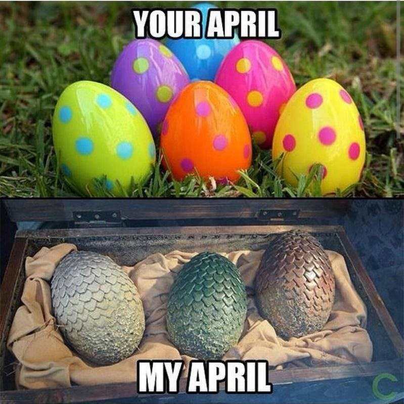 your april my april