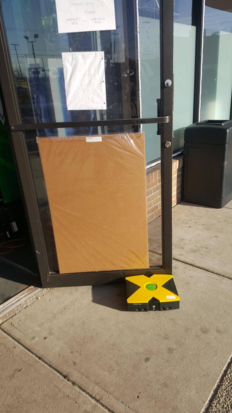 xbox-local-game-store-doorstop-new-times
