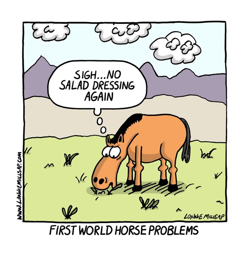 web-comics-horse-grazing-salad-struggles