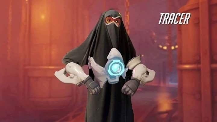 blizzard-overwatch-tracer-pose-controversy-feminism