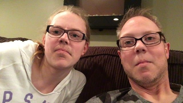 face swap parenting This Dad and Daughter Look so Similar They Shouldn't Have Bothered to Face Swap