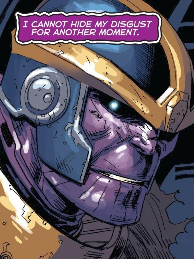 marvel thanos avengers web comics - 8763986944