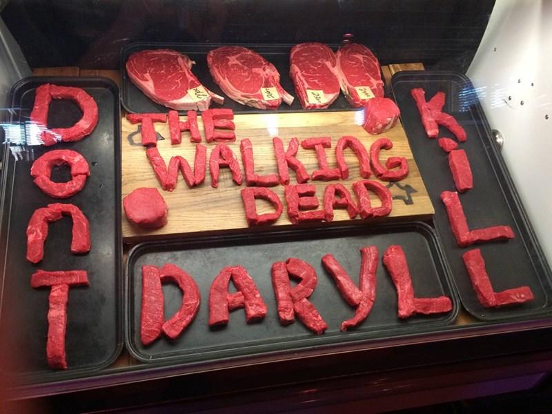 even butchers love daryl