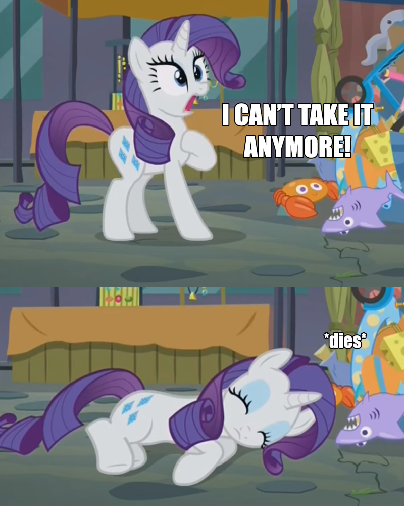 bad end the gift of maud pie rarity - 8764055040
