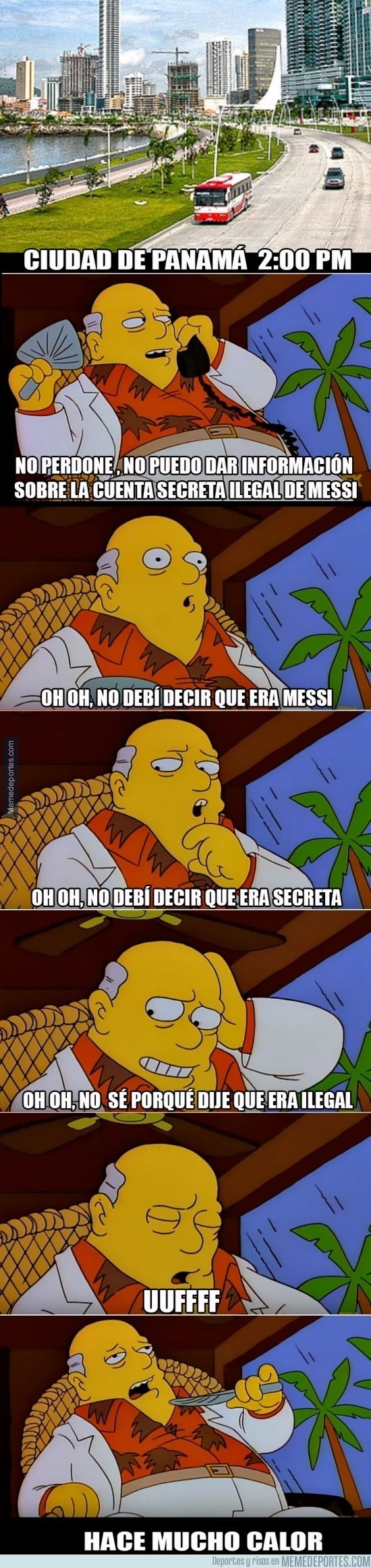 messi problemas fiscales